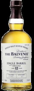 The Balvenie 12 Single Barrel